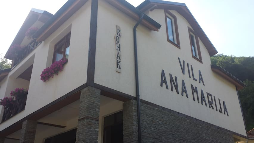 Kriva Palanka的民宿