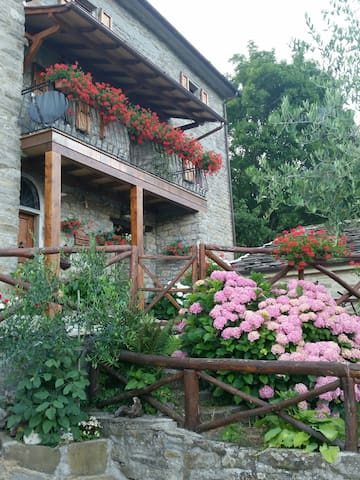 Sansepolcro的民宿