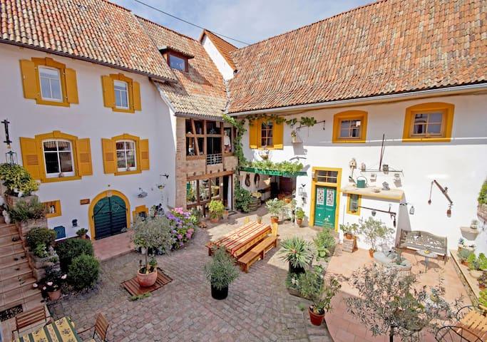 Frei-Laubersheim的民宿