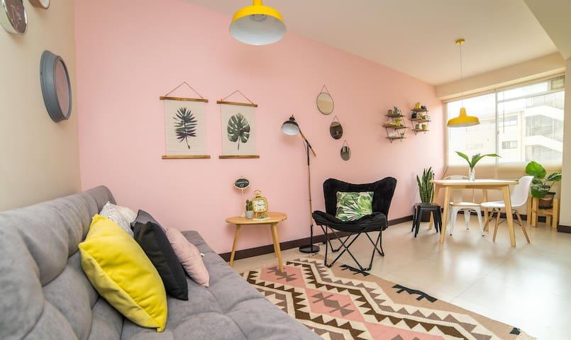 Cozy apartment coolest zone