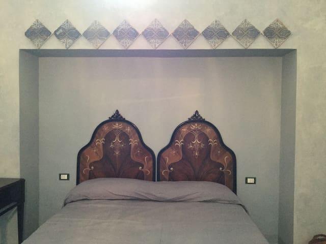 Stanza matrimoniale (Cammarino) con bagno privato
