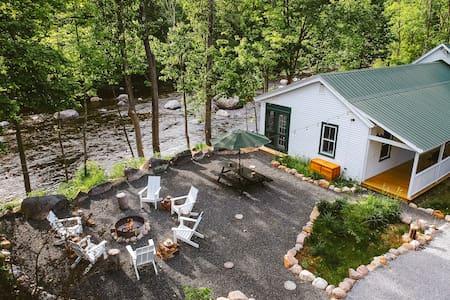River Cabin w/ Sauna near Whiteface, Warner's Camp