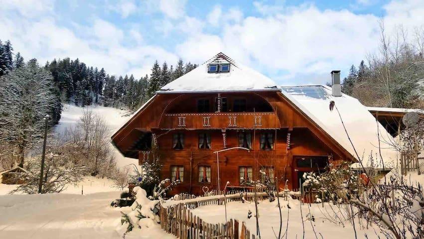 Röthenbach im Emmental的民宿