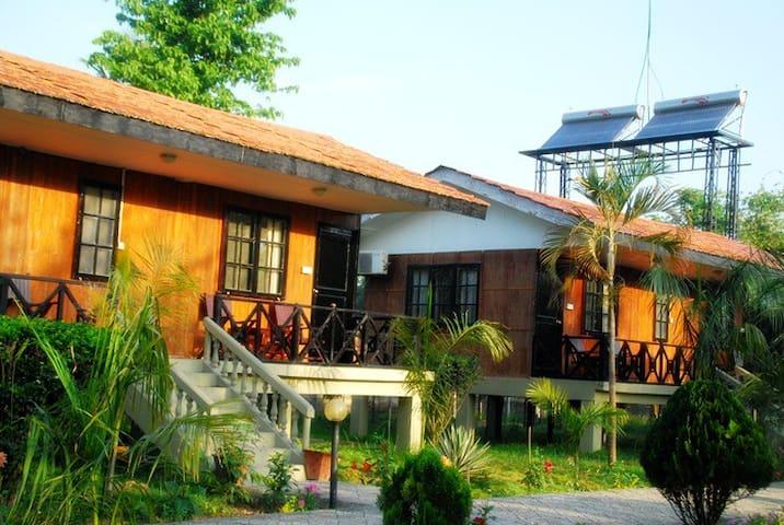 Chitwan的民宿