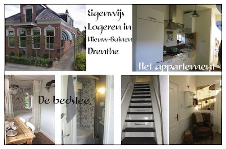 Nieuw-Buinen的民宿