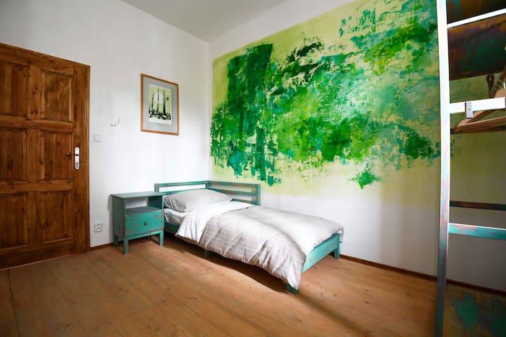 Praha 10的民宿