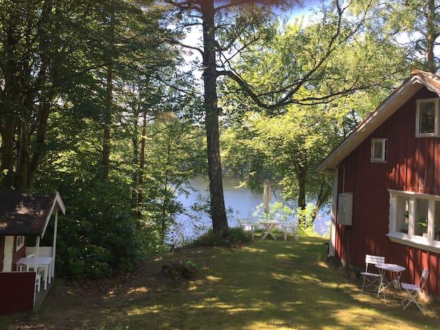 Svenljunga Ö的民宿