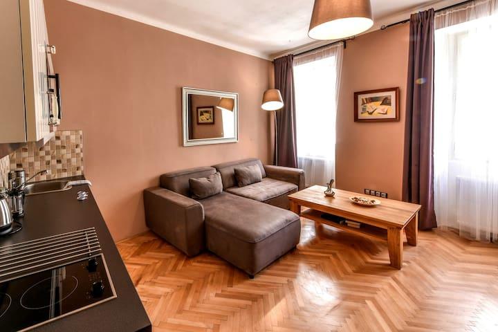 Praha 2的民宿