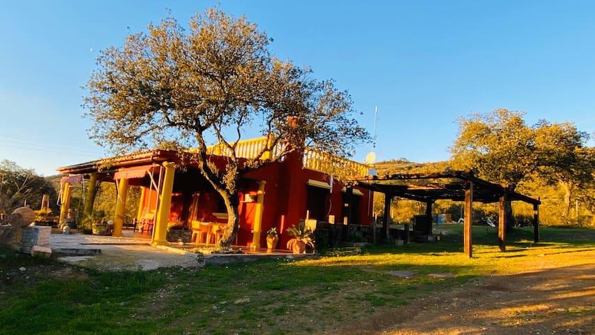 哥多华的民宿