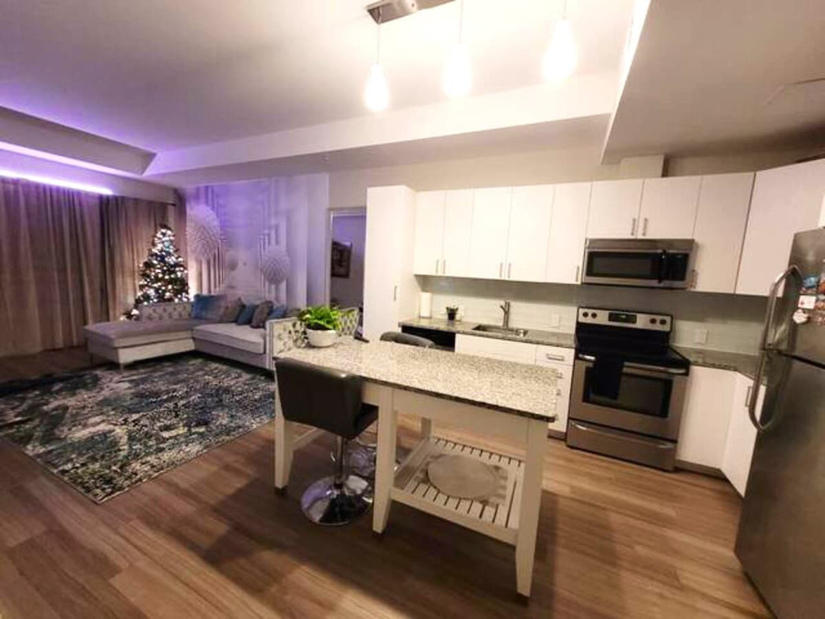 Comfort and modern apartment