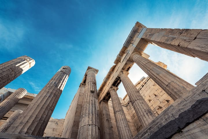雅典的体验