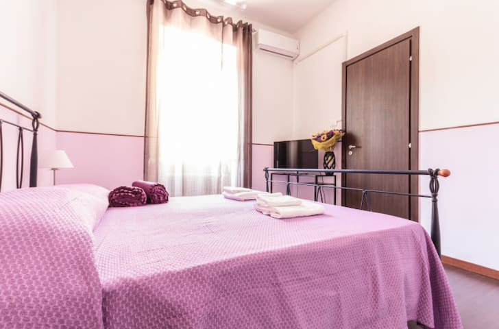Trastevere's Dream Lilac Room