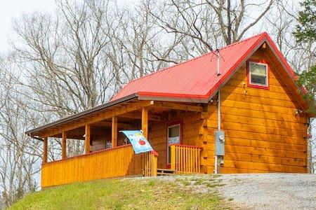 NEW! Custom Cabin on 10 acres!