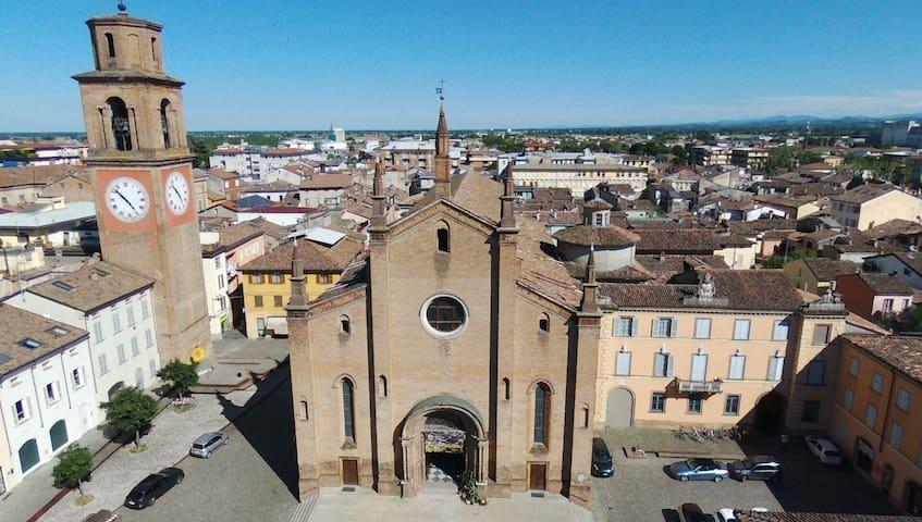 Fiorenzuola d'Arda的民宿