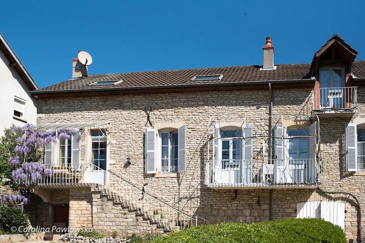 Bouze-lès-Beaune的民宿