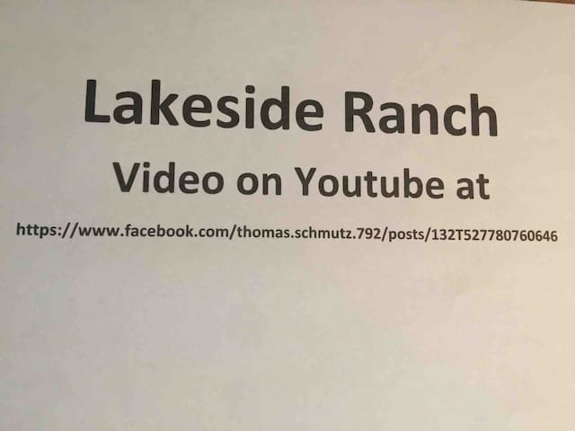 Lakeside Ranch Lodge  (O'Daniels  Hunt fish boat)