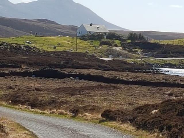 Lochportain的民宿