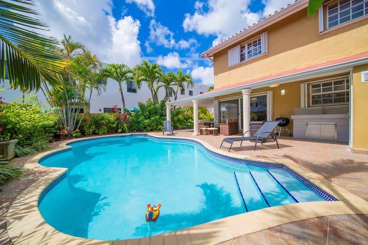 迈阿密的民宿