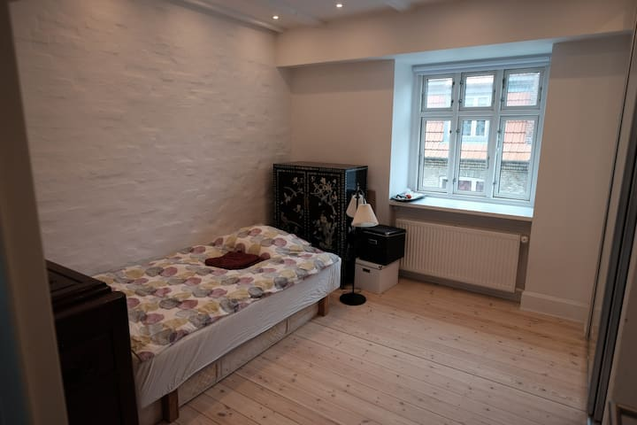 Nice spacious room in charming area
