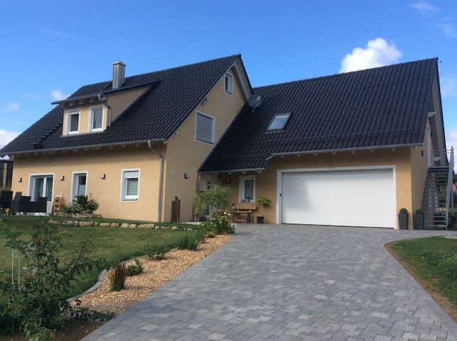 Stadelhofen的民宿