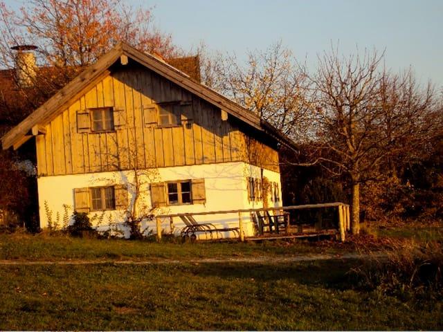 Hebertsfelden的民宿