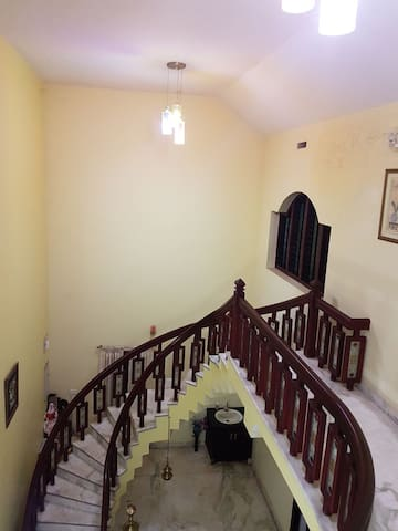 Kanhangad的民宿