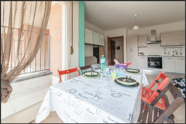 贝加莫的民宿