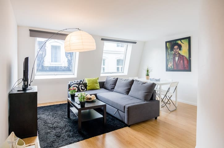Apartment in the center of Brussels