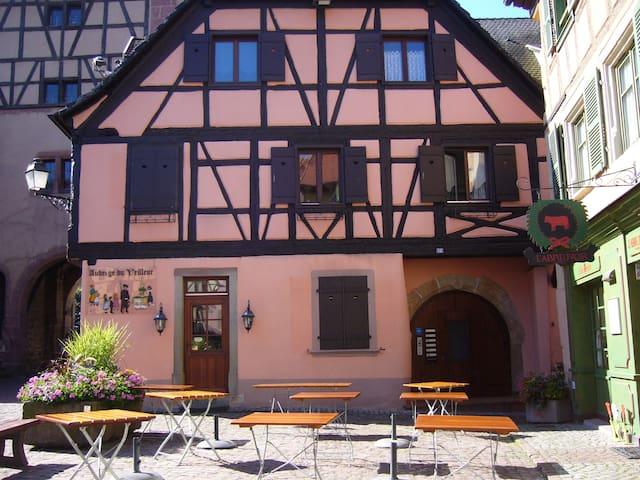 Turckheim的民宿