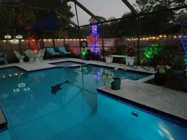 棕榈湾(Palm Bay)的民宿