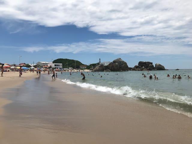 Da Praia Grande的民宿