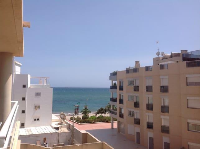 Sea view Apartment-Playa Den Bossa