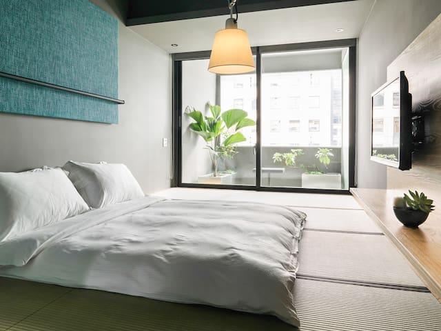 WXY snooZe Tatami Room (春溪)