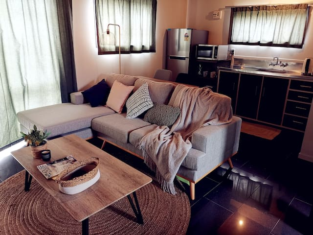 Mt Maunganui Newly furnished studio with privacy