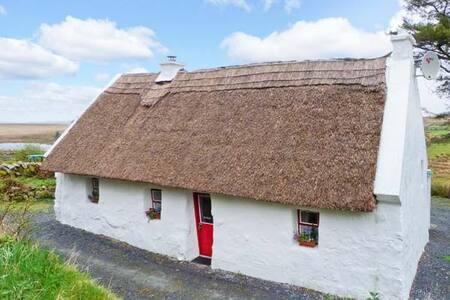 The Thatch Cottage, Spiddal, Connemara, Galway