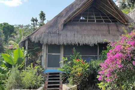 Maria's Lagoon Cabana: free kayaks and bikes!
