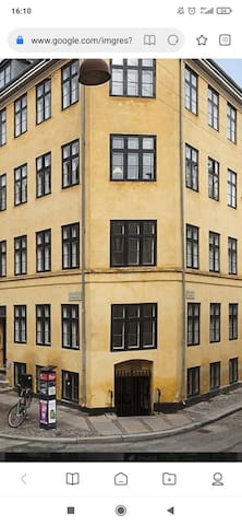 Charming apartment in oldest street of Copenhagen