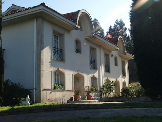 Bizkaia的民宿