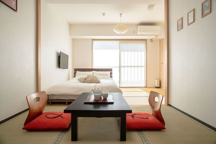 Hotel Kiro Kyoto Station 京都駅徒歩9分、タイプ201