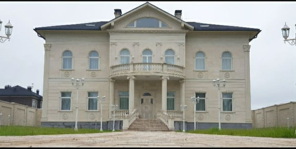 Эдельвейс-сорокино Жск的民宿