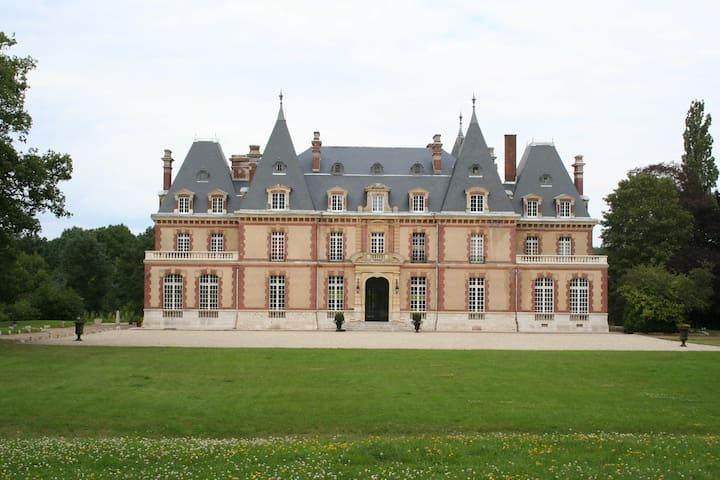Mignières的民宿