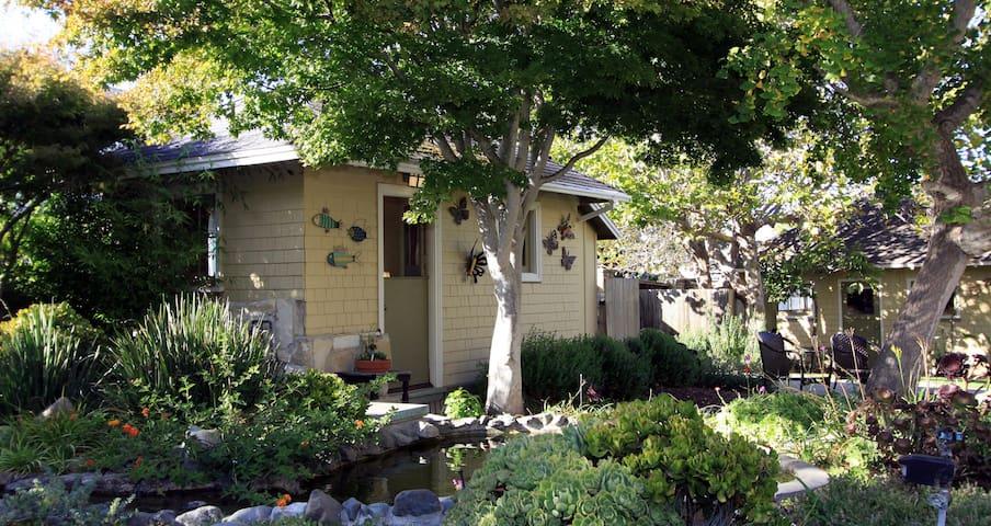 太平洋丛林(Pacific Grove)的民宿