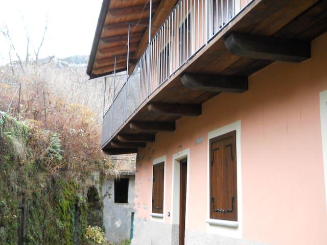 San Paolo Cervo的民宿