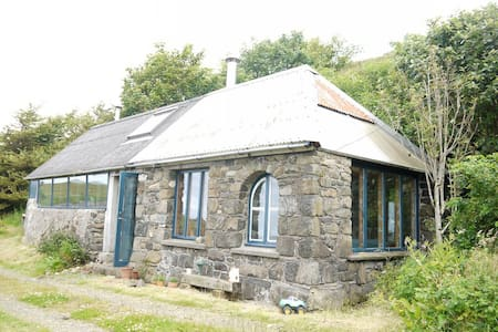 Bothy by the Sea