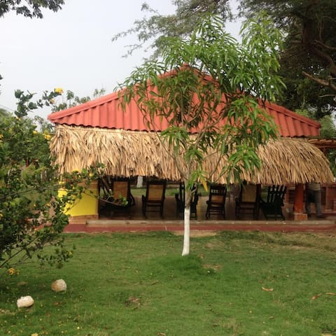 Sabanagrande的民宿