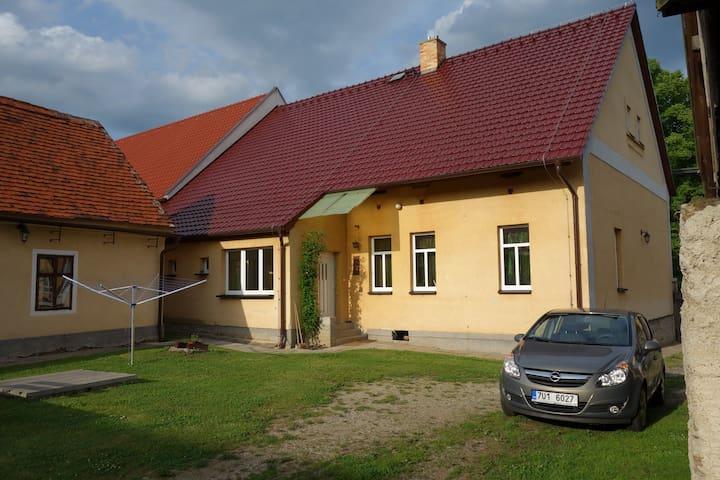 Pavlíkov的民宿