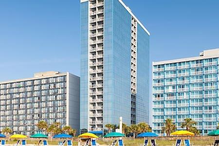 sea glass towerMyrtle Beach Hotel