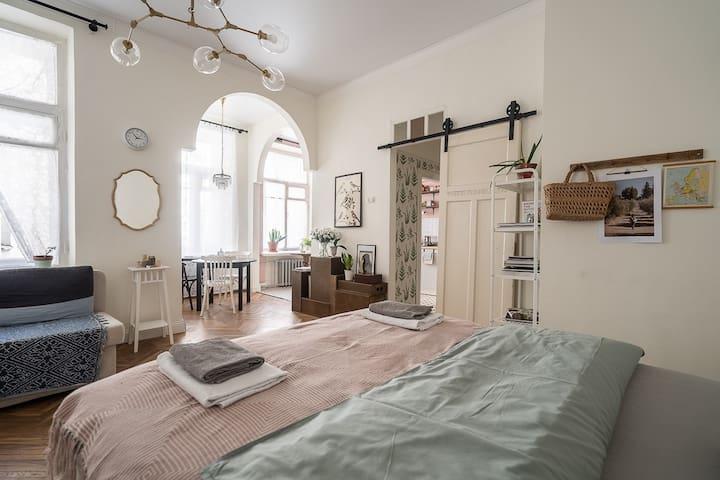 圣彼得堡的民宿