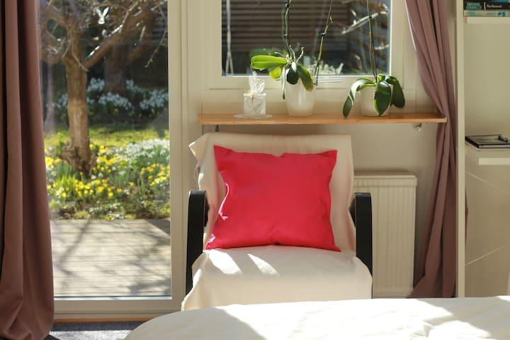 Cosy relaxing garden sea house CPH airport Malmö