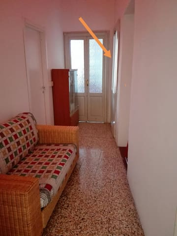 "Cosy room ""C"" in via Colombo"